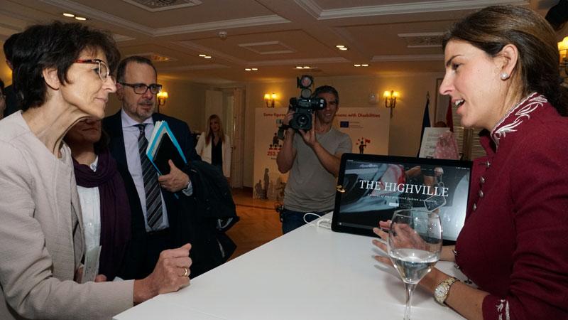 Fundación ONCE destina 2,6 millones de euros para impulsar el emprendimiento de personas con discapacidad