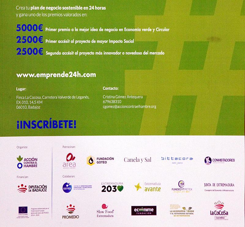 'Emprende24 Circular' en Badajoz