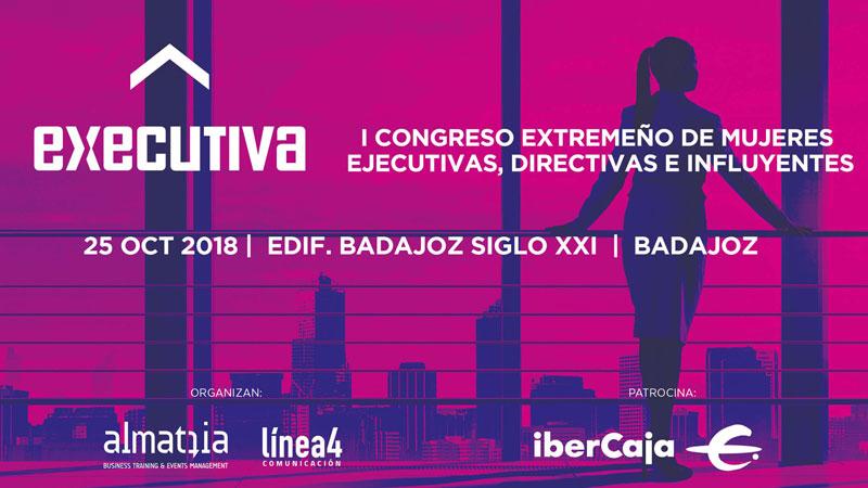 Badajoz acogerá el I Congreso extremeño de mujeres ejecutivas, directivas e influyentes