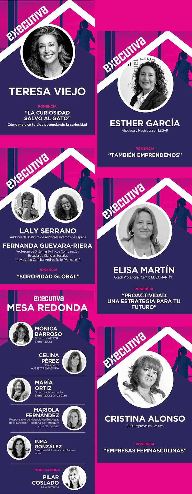 Congreso 'Executiva' en Badajoz