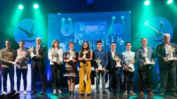 Premios Extremadura del Deporte 2017