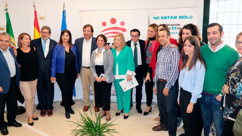 La Asociación Oncológica Extremeña cuenta con una nueva sede en Badajoz