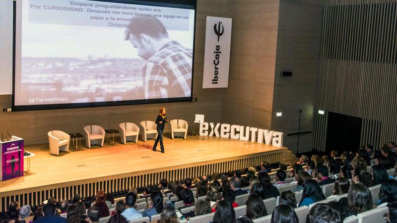 El I Congreso Extremeño de Mujeres Ejecutivas reúne en Badajoz a más de 200 participantes