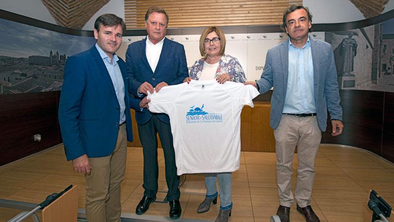 La Diputación de Cáceres pone en marcha la segunda edición del programa termal 'Senior y saludable'