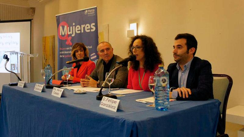 Mérida acoge la jornada 'Sexualidades libres, sexualidades visibles' enfocada a las mujeres con discapacidad intelectual