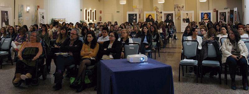 Jornada de Plena inclusión Extremadura sobre sexualidad en mujeres con discapacidad intelectual