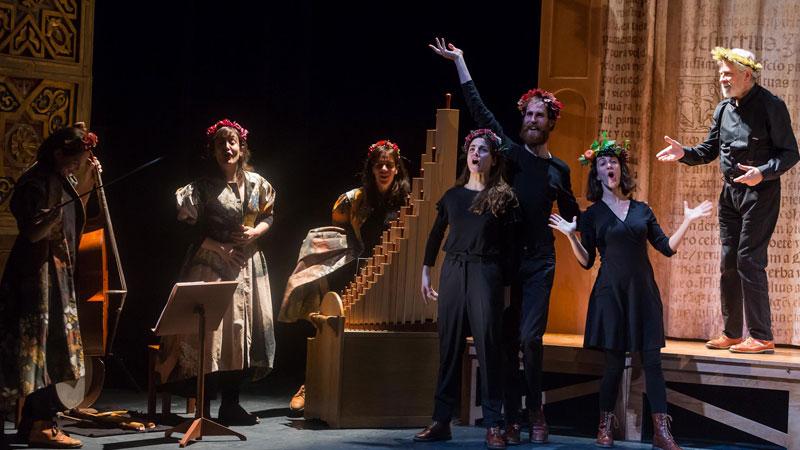 El festival nacional de teatro 'Vegas Bajas' de Puebla de la Calzada entrega sus galardones