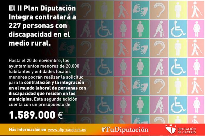 II Plan Diputación Integra