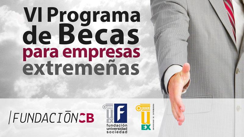 El programa de becas para empresas de Fundación CB abre el plazo de inscripción para los titulados universitarios