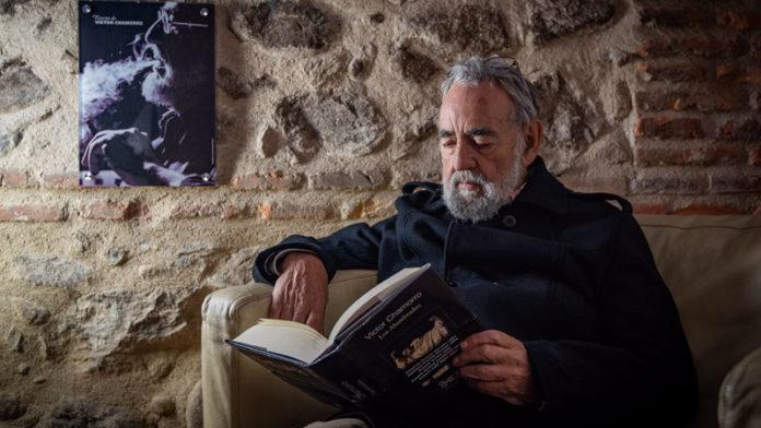 Grada 128. Perfil. Víctor Chamorro. Literatura al servicio de la denuncia social