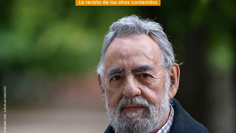 Grada 128. Víctor Chamorro. Literatura al servicio de la denuncia social. Portada