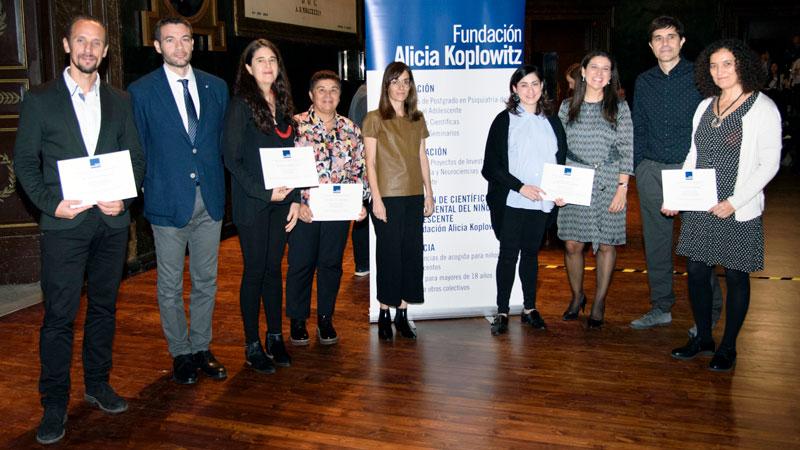 La Fundación Alicia Koplowitz entrega ayudas a ocho proyectos de investigación, entre ellos uno de la Universidad de Extremadura