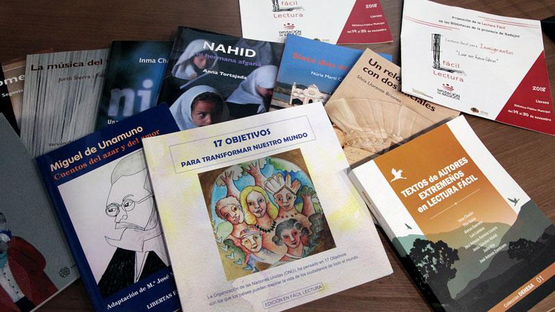 La Diputación de Badajoz pone en marcha clubes de lectura fácil para migrantes