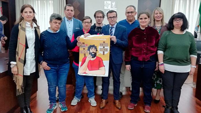 campaña por la accesibilidad cognitiva de Plena inclusión Extremadura