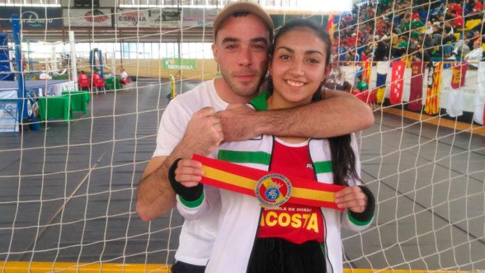 Irina García se proclama campeona de España de boxeo