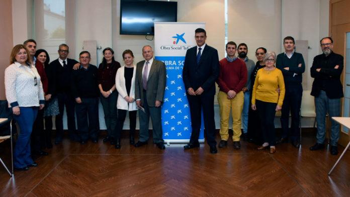 La Caixa destina 118.300 euros a entidades sociales de Badajoz en beneficio de los más desfavorecidos