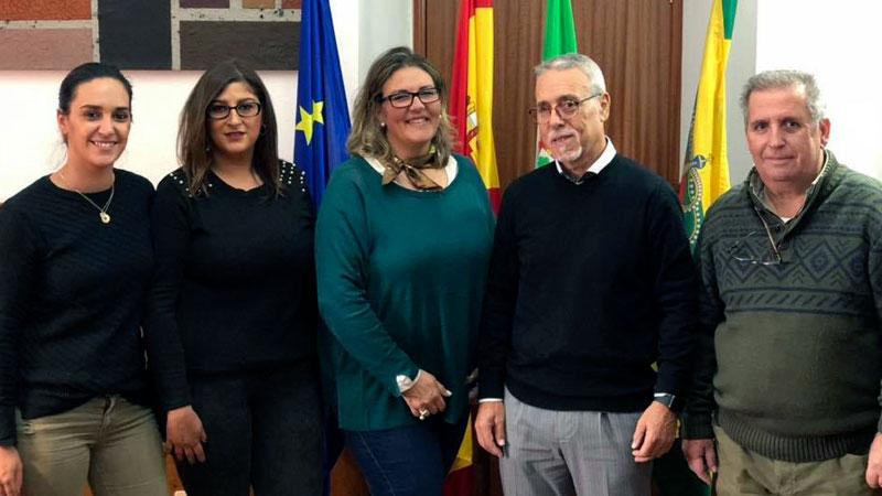 CAEX-Integra Extremadura y los ayuntamientos de Sierra de Fuentes y Casar de Cáceres fomentarán la contratación de personas desfavorecidas