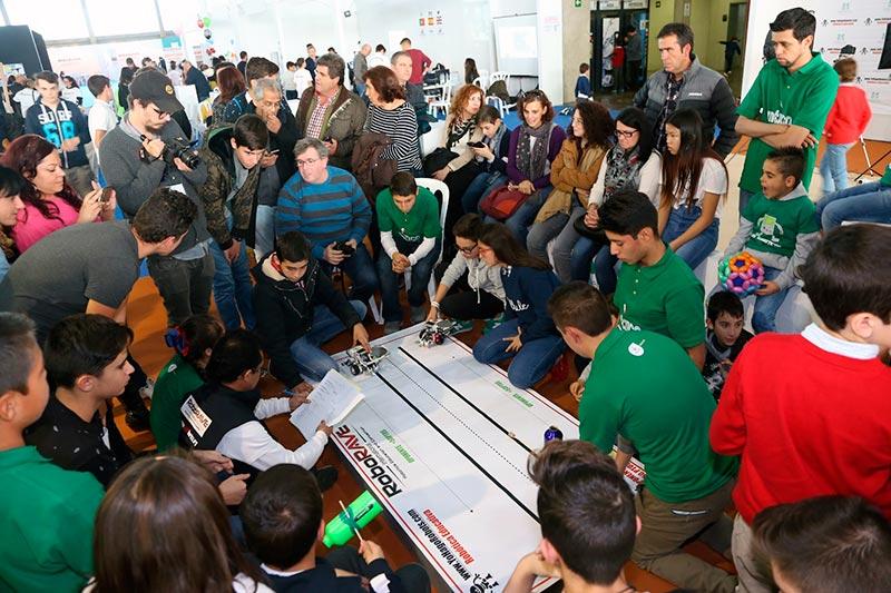 Badajoz acogerá la tercera edición de la feria de robótica RoboRAVE Ibérica