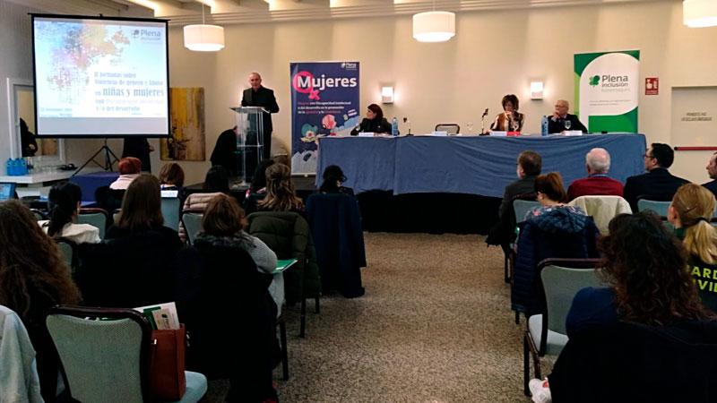 Plena inclusión Extremadura celebra una jornada sobre violencia de género y abuso en niñas y mujeres con discapacidad intelectual
