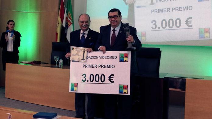 Manuel Villanueva, del Hospital Beata María Ana de Madrid, consigue el primer premio de Videomed 2018