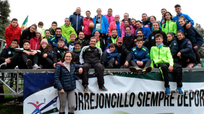 Torrejoncillo celebra un emotivo XL Cross de la Encamisá con éxito de participación