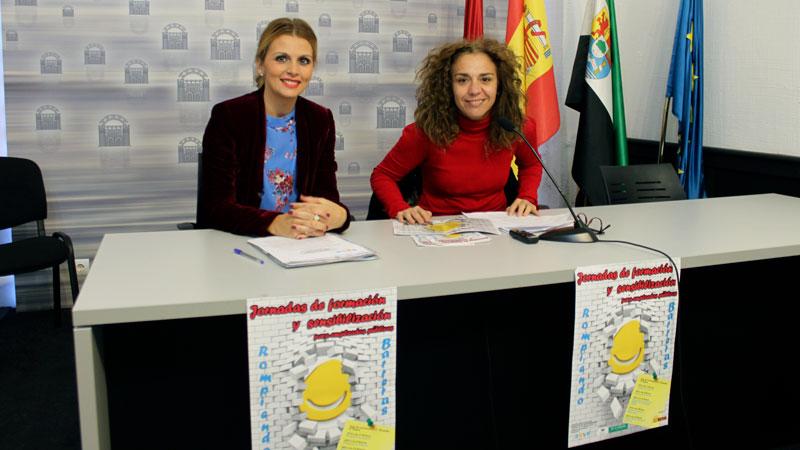 Down Mérida organiza unas jornadas de sensibilización y formación para empleados públicos municipales