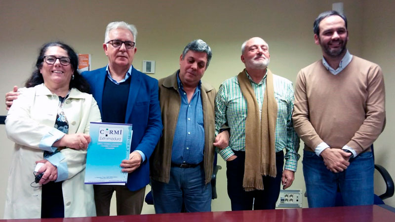 Modesto Agustín Díez Solís es elegido nuevo presidente de Cermi Extremadura