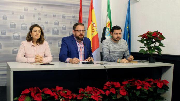 El Ayuntamiento de Mérida presenta la programación de la Mártir Santa Eulalia y Navidad