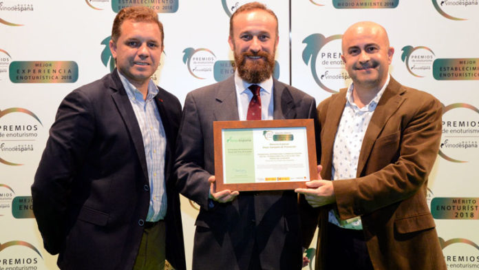 Vivemociones y la Ruta del Vino Ribera del Guadiana son reconocidas por las Rutas del Vino de España como 'Mejor campaña de promoción'