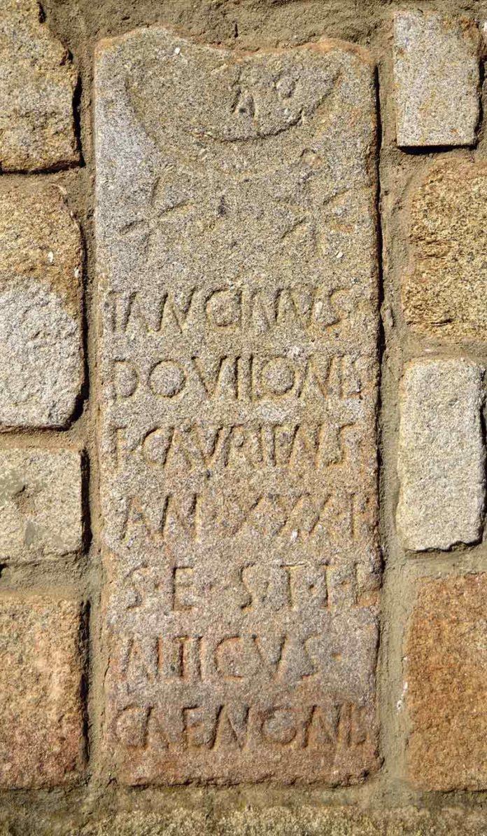 Los nombres de nuestros antepasados: Tancino. Grada 128. Arqueología