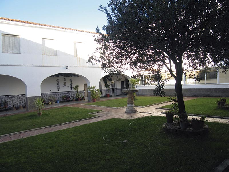 Centro de espiritualidad de San Clemente. Grada 128. Historia