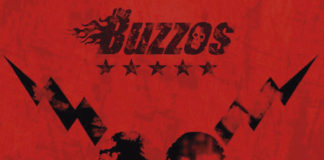The Buzzos / 'Red'. Grada 128. La frontera