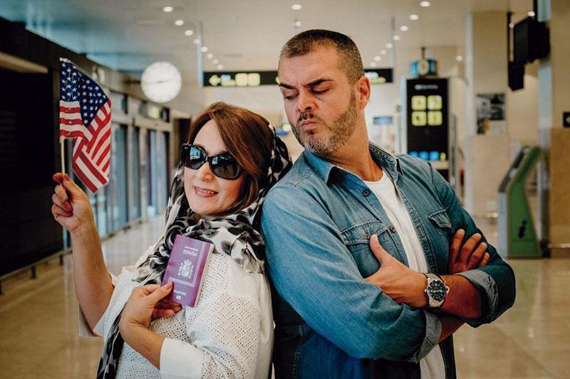 Pasaporte a Nueva York, el musical de moda. Grada 128. Patty Gruart