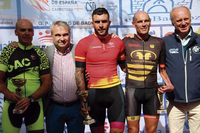 Rubén Tanco, un campeón en casa. Grada 128. Patrocina un deportista