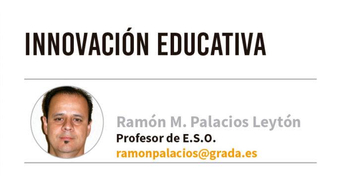 Innovación educativa. Grada 128. Ramón Palacios
