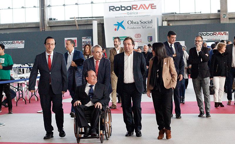 RoboRAVE Ibérica 2018. Grada 129. Perfil