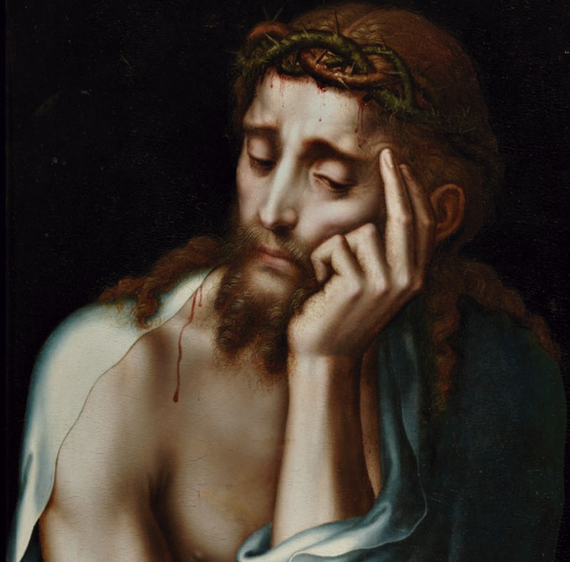 O Divino Luís de Morales em Évora. Grada 129. A fronteira