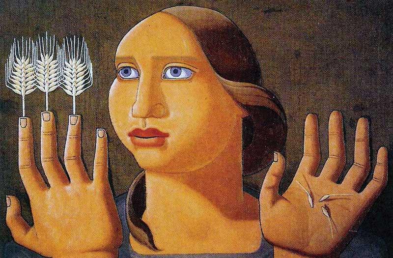 Maruja Mallo. Grada 129. Arte