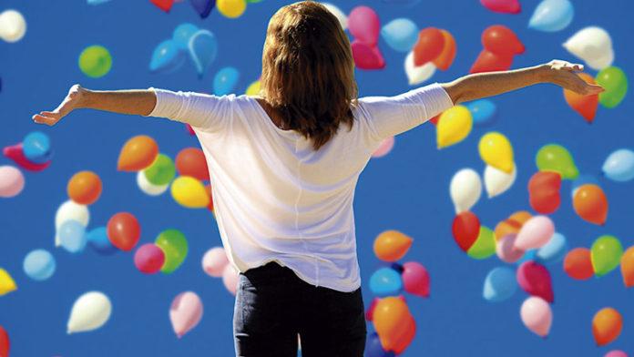 Alegría de vivir. Grada 129. Energía positiva