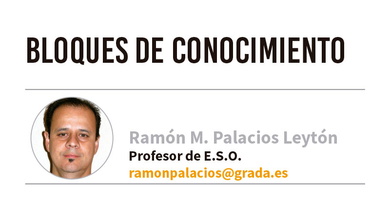 Bloques de conocimiento. Grada 129. Ramón Palacios