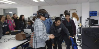 II Semana de la Ciencia y la Tecnología en Extremadura. Grada 129. Universidad de Extremadura