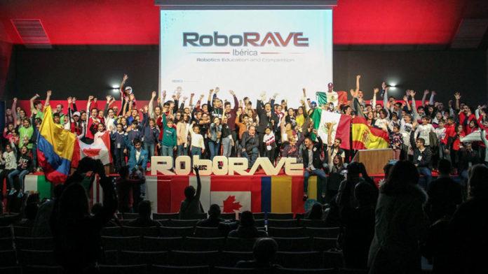 Finaliza en Badajoz la RoboRAVE Ibérica más internacional