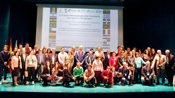 Concluye el IV Congreso iberoamericano sobre cooperación, investigación y discapacidad