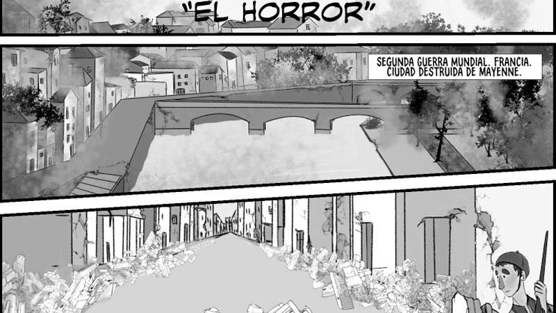 'El horror' y 'Valhalla' ganan el III Premio Cómic/Manga/Arte Joven de la Diputación de Cáceres