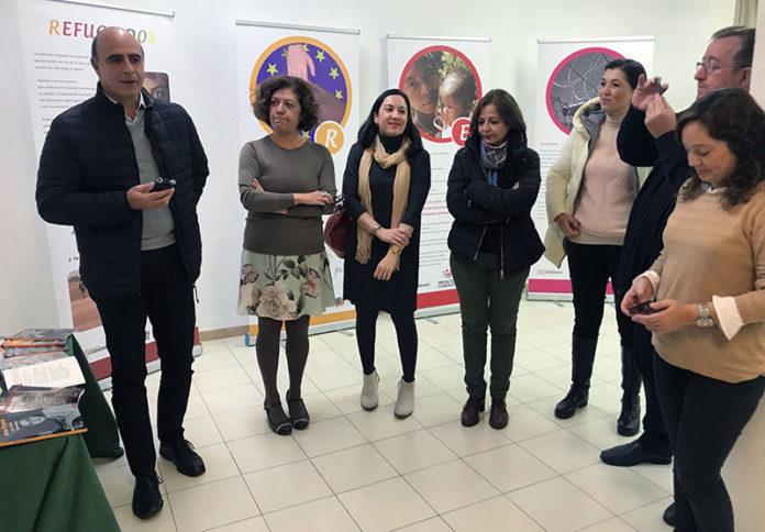La biblioteca de Zafra acoge el programa de lectura fácil de la Diputación de Badajoz