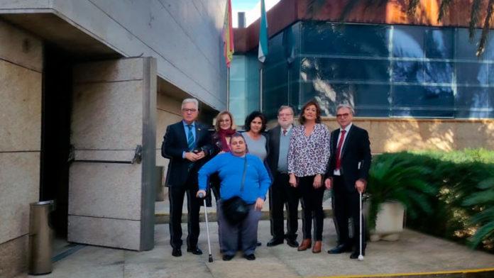 Cermi y la Plataforma del Tercer Sector de Extremadura valoran la Ley de conciertos sociales