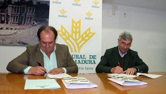 Caja Rural de Extremadura y Corderex impulsarán el consumo de cordero extremeño