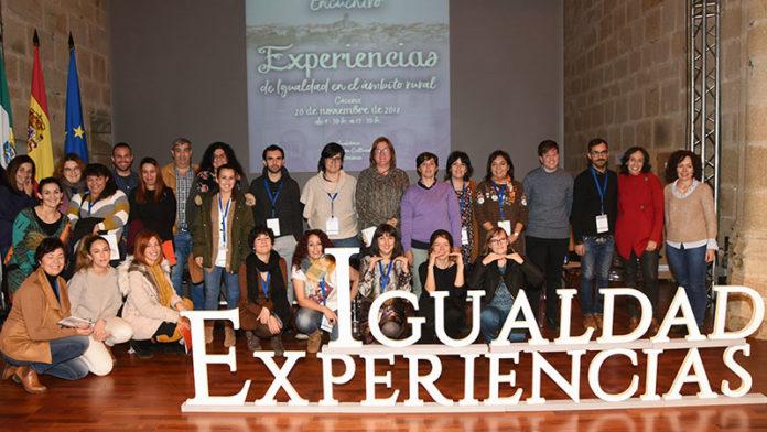 La Diputación de Cáceres trabaja en 40 proyectos de igualdad entre hombres y mujeres que se desarrollan en el medio rural