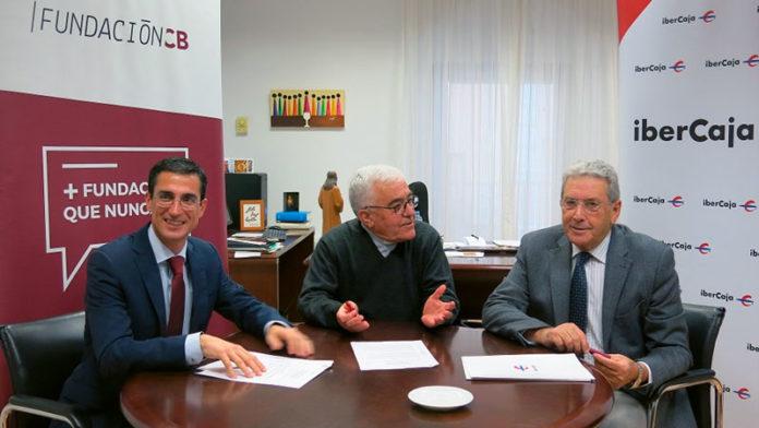 Fundación CB firma un convenio de colaboración con el Arzobispado de Mérida-Badajoz