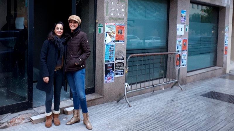Fundación CB estudia la accesibilidad de su nueva sala de exposiciones en Badajoz